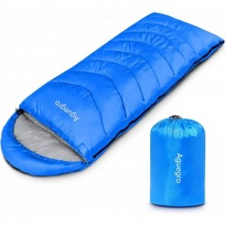 Aguegro  Sleeping Bags for Adults Kids,Camping Sleeping Bag Backpacking Hiking Lightweight Waterproof Portable with Compact Bag