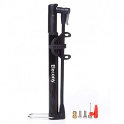 Elecony   Pumps for bicycle tires,Mini Bike Pump Portable