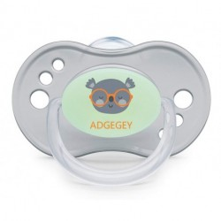 ADGEGEY  PACIFIERS for babies by Pacifiers, 6-18 Months