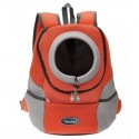 Tilecded  Pet Carrier Backpack,Small Medium Dogs for Travel Hike Outdoor